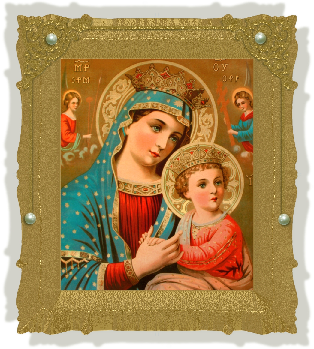 special prayers: our lady of perpetual help
