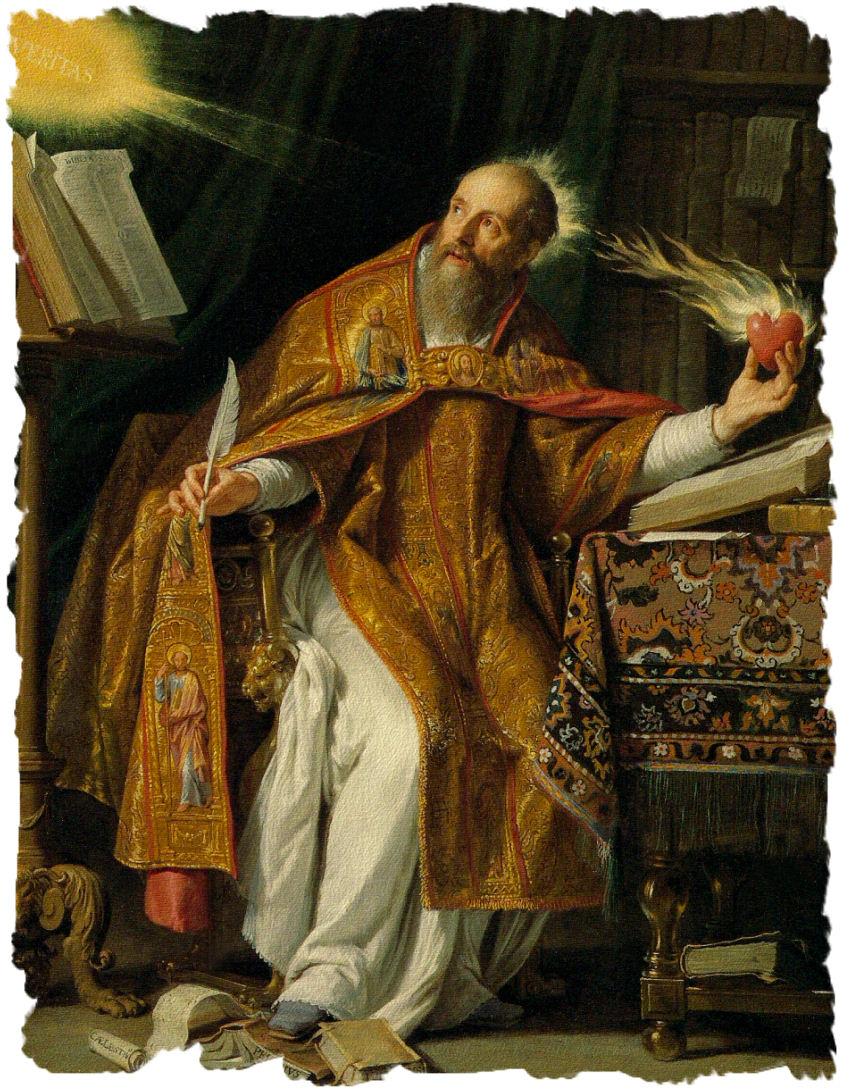 ST.  AGUSTÍN