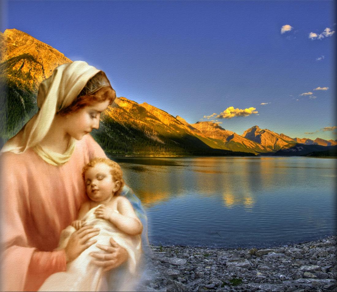 Marie serait-elle notre mère ? Goldstein87-mother2