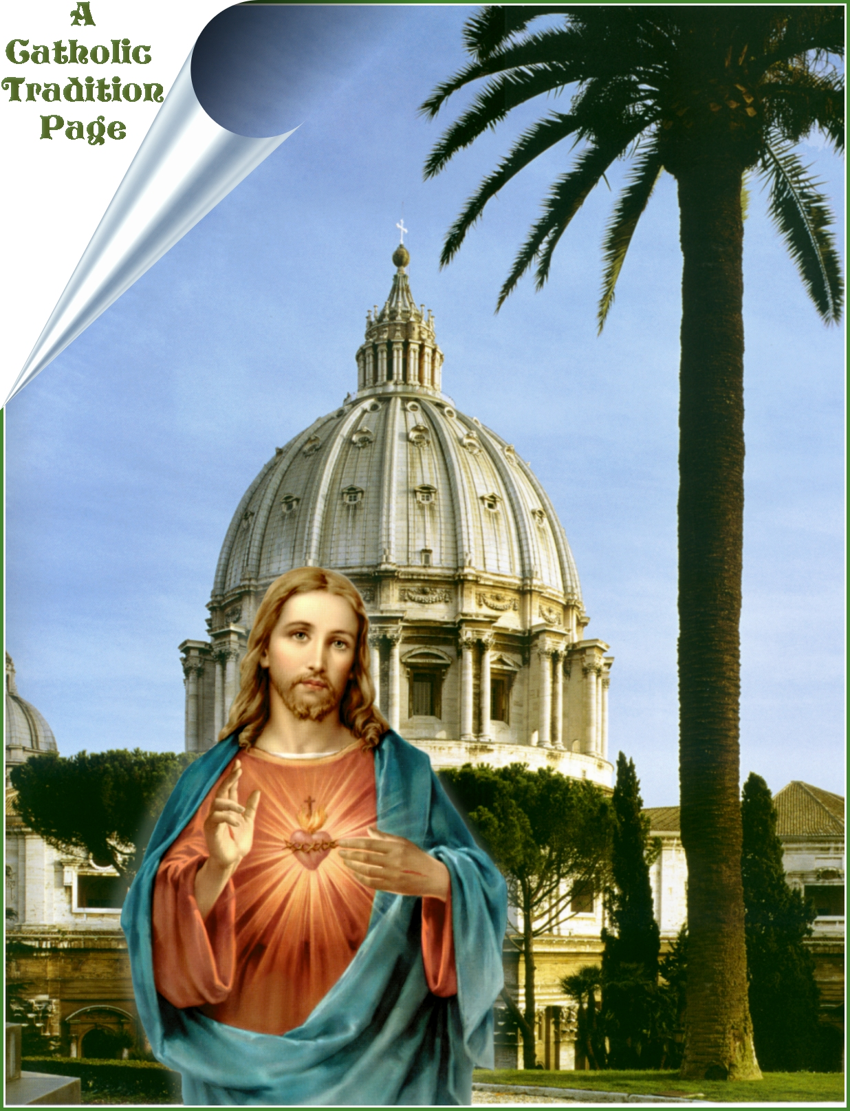 the catholic church essay Essay- the origin of the roman catholic church is said to be from the jesus christ.
