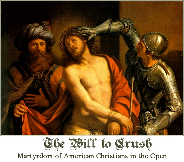 CHRIST CROWNED AND MOCKED