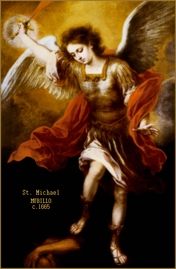 ST. MICHAEL CARD IMAGE
