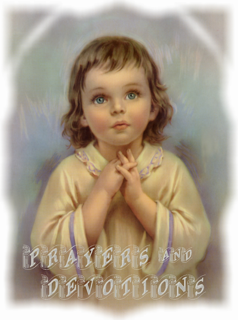 photo regarding Printable Prayer to St. Joseph identified as PRAYER INDEX