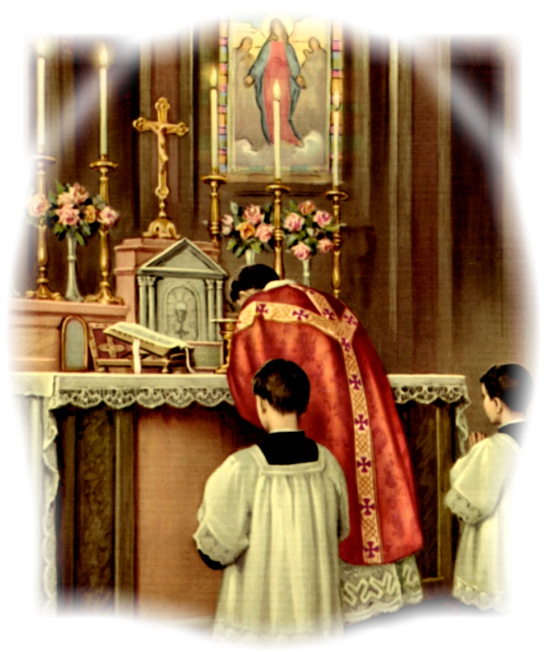 Image result for photos of traditional latin mass